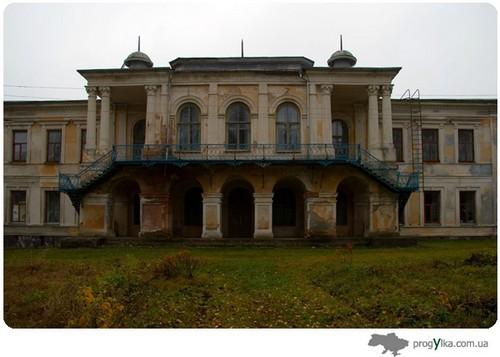 палац Закревських