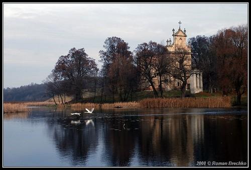 Костел всіх святих в Годовиці