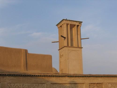 Иран, Кашан