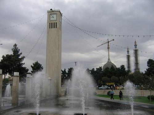 Иран, Кум