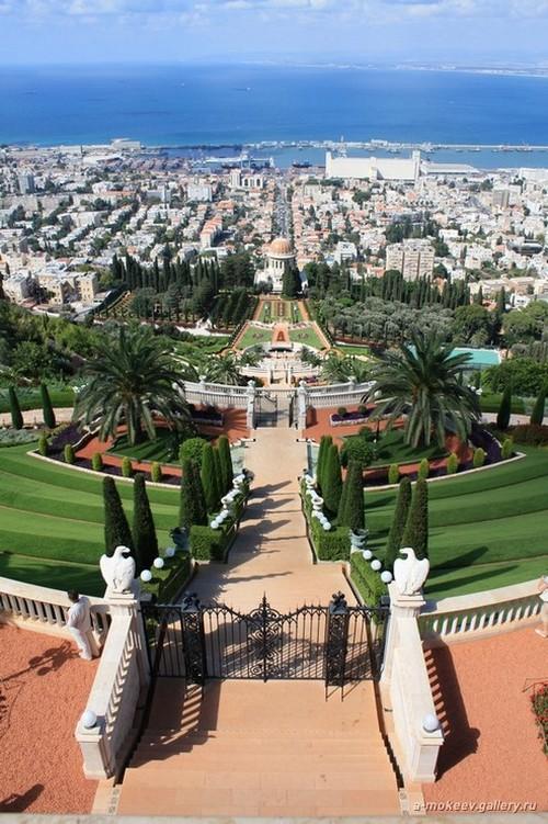 Хайфа, гробница Баба