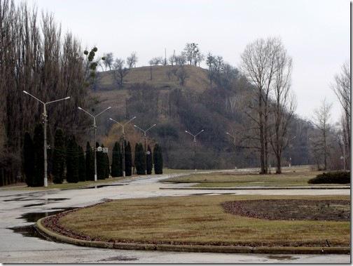 Канів, Тарасова гора