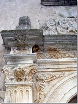 Чернелиця, костел Домініканців