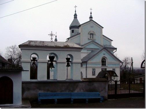 Чернелиця, Церква Пресвятої Богородиці