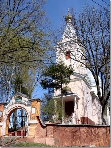 Ланівці, церква Кирила і Мефодія