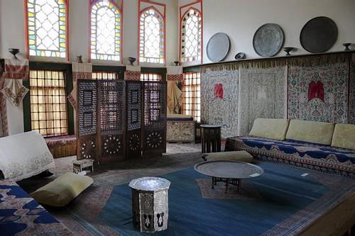 Комнаты для ханских жён
