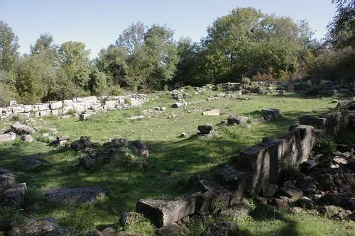 Остатки базилики