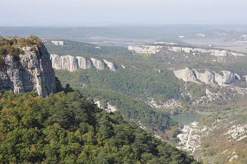 Вид на Ходжи-Сала