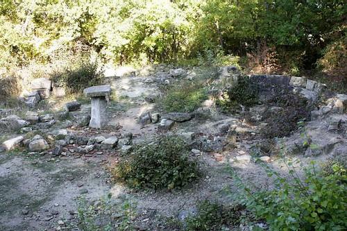 Фундамент базилики