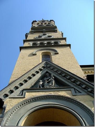 Фастів, костел Воздвиження Святого Хреста