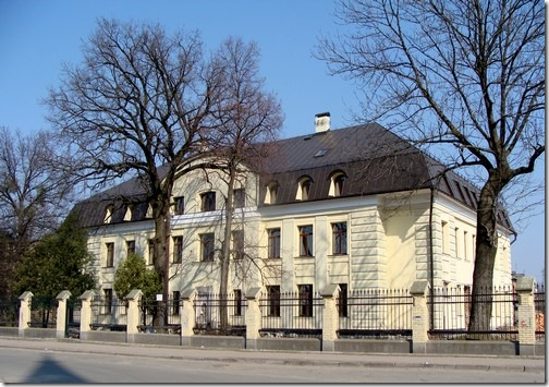 Фастів, монастир