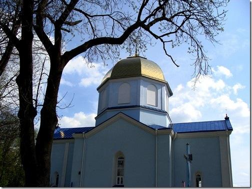 Гоща, Свято-Михайлівська церква