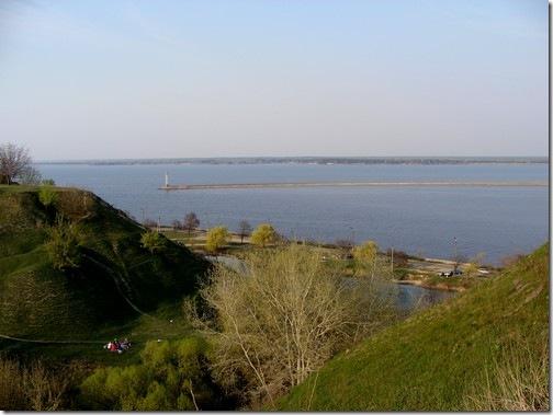Вишгород, Київське море