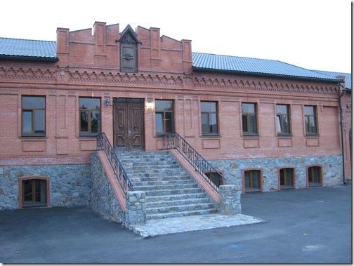 Сквира, синагога