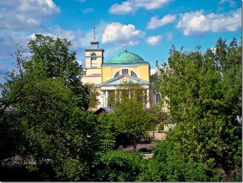 Корець, Миколаївська церква