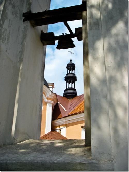 Корець, костел святого Антонія