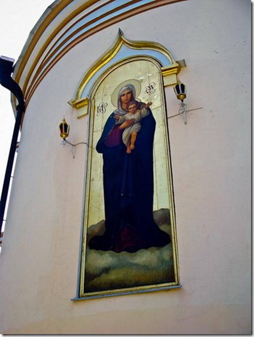 Корець, Свято-Троїцький монастир