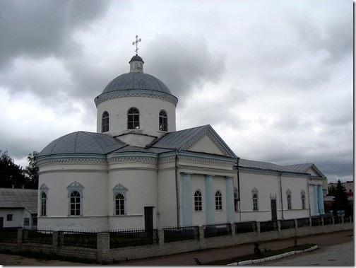 Ічня, Воскресінська церква