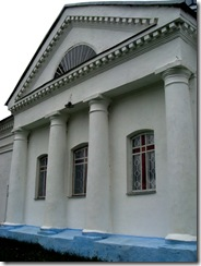 Ічня, Свято-Преображенська церква