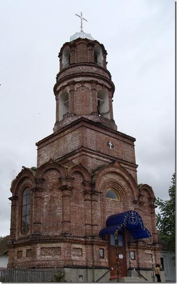 Ічня, дзвіниця Миколаївської парафії
