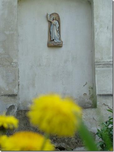 Олика, костел Петра і Павла