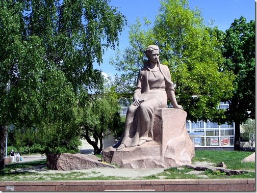 Новоград-Волинський, Леся Українка