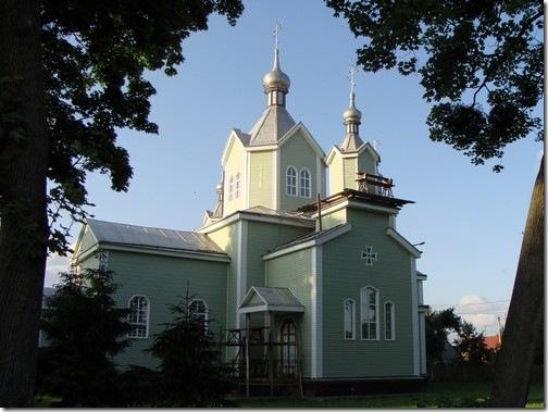 Полонне, церква Святої Покрови