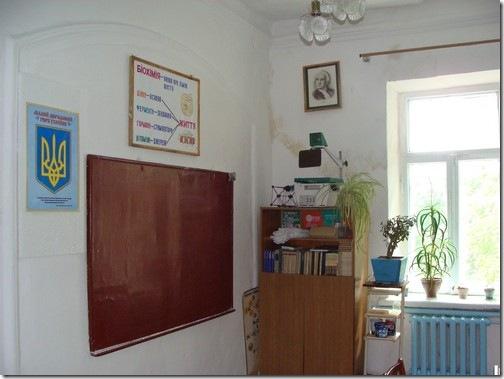 Турчинівка, палац Уванових, ПТУ