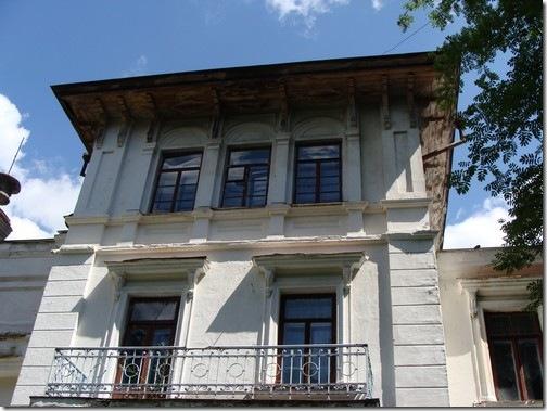 Нова Чортория, палац Прушинських-Оржевських