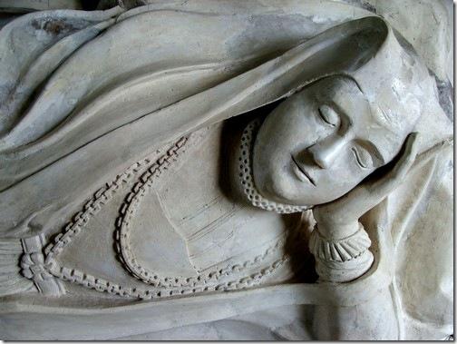 Надгробок Ганни Сенявської