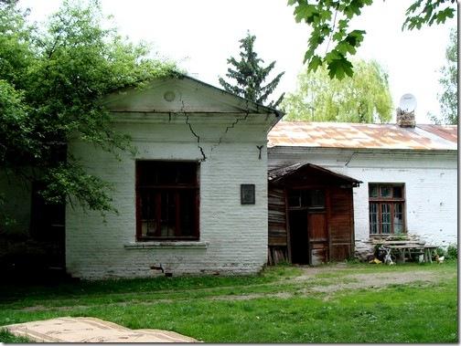 Качанівка, господарські споруди