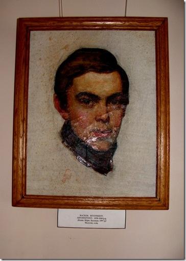 Качанівка, портрет Штернберга