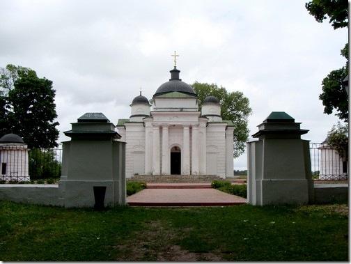 Качанівка, Георгієвська церква