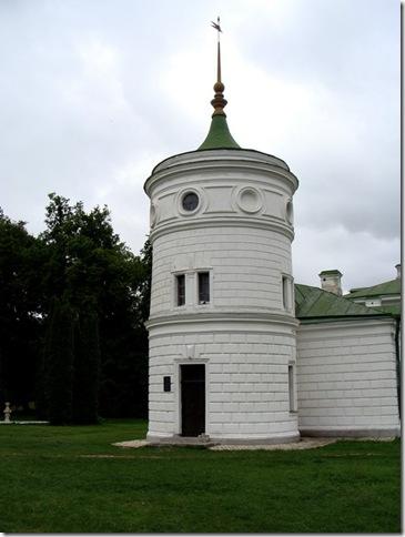 Качанівка, водонапірна вежа