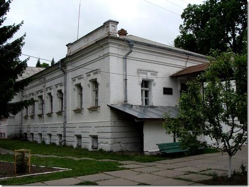Качанівка, господарські будівлі