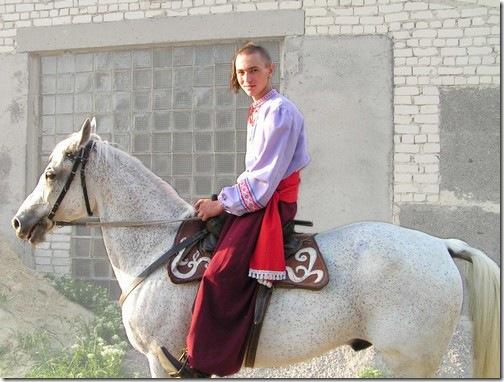 Козацький кінний театр