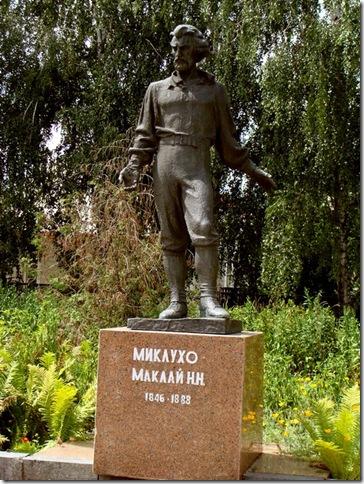 Малин, Миклухо-Маклай
