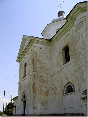 Іванків, костел