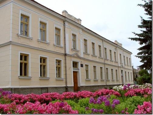 Копичинці, школа-гімназія