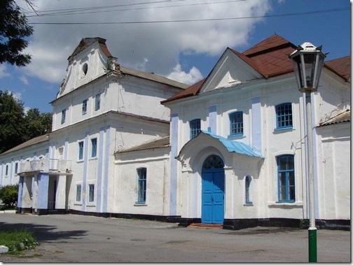 Любар, Георгіївський монастир