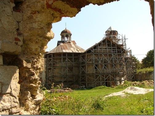 Бережани, костел Святої Трійці