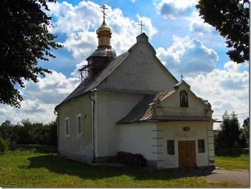 Самчики, церква Параскеви П'ятниці