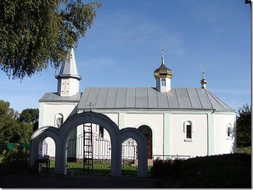 Торчин, церква