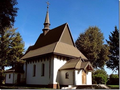 Торчин, костел Пресвятої Трійці i св. Іоанна Хрестителя