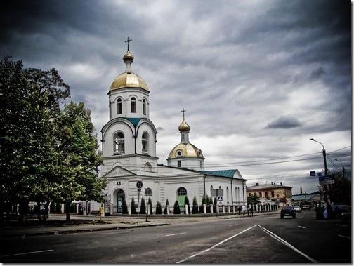Умань, Свято-Миколаївський собор
