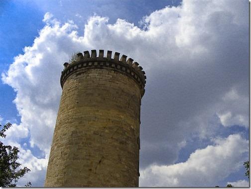 Маліївці, водонапірна вежа