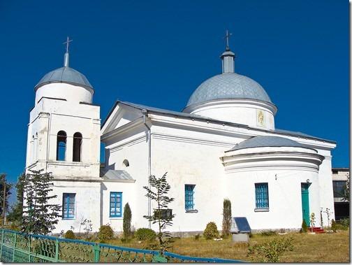 Пилипівка, церква Архістратига Михаїла