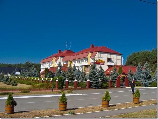 Ковалівка, оздоровчий комплекс і готель