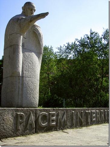 Вроцлав, пам'ятник Папі Іоанну XIII