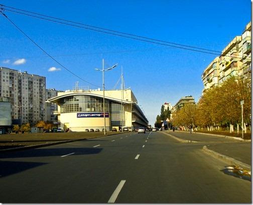 Оболонь, Оболонський проспект